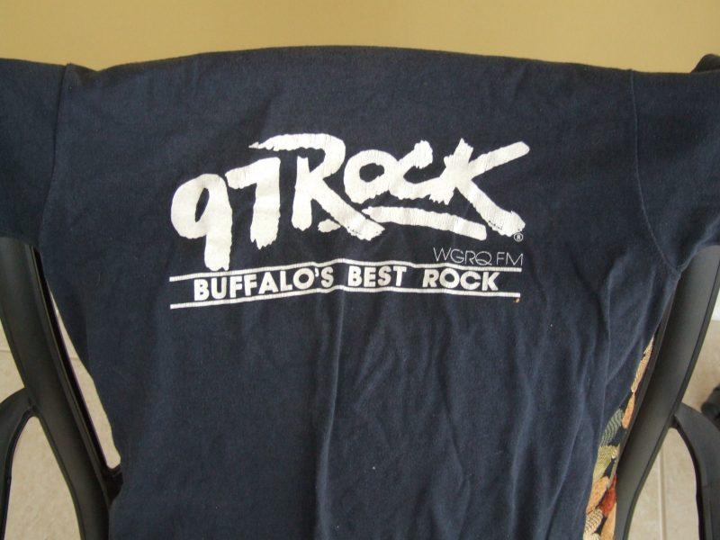 Vintage 97 Rock T shirts