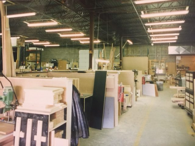 Some photos of the woodshop I used to manage.