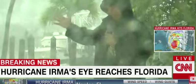 Hurricane Irma Bloopers